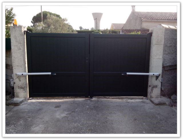 Professionnels De L 39 Installation Motorisation Portail Montpellier Et Automatisme Portail Juvignac