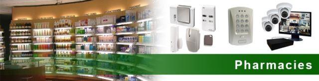 Devis vidéosurveillance pharmacie