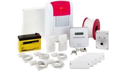 guide comparatif des alarmes filaires et des alarmes sans fil. Black Bedroom Furniture Sets. Home Design Ideas