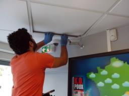 L'installation d'un système de vidéosurveillance en pharmacie