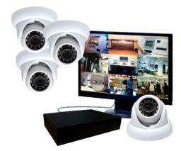 Pack vidéosurveillance pour professionnels et particuliers