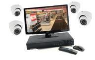 Pack vidéosurveillance domicile
