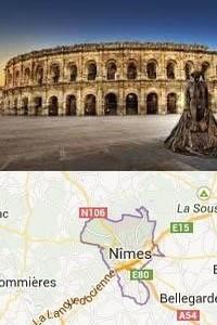 Contrôle d'accès Nîmes