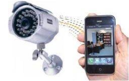La vidéosurveillance sur smartphone
